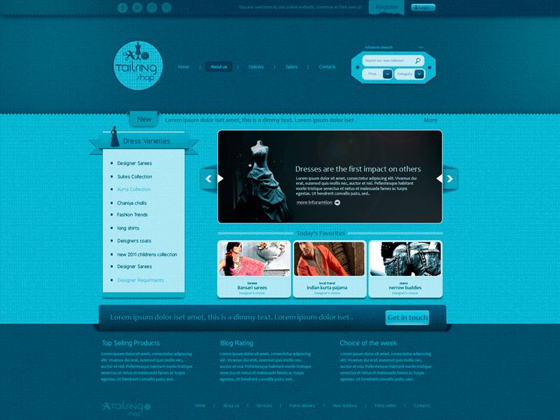 Diseño de Páginas Web con Plantillas | Anzuelo - Estudio Publicitario